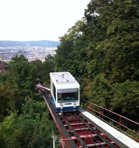 Zürich 2011: gita dell'ultimo giorno